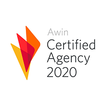 ad agents AWIN Certified Agency 2020