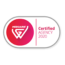 ad agents Webgains Certified Agency 2020