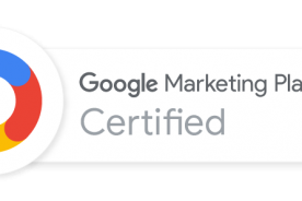 Google Marketing Platform Certified Badge